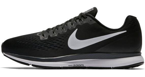 Nike Air Zoom Pegasus 34 Running Shoes Women black/white-dark grey-anthracite